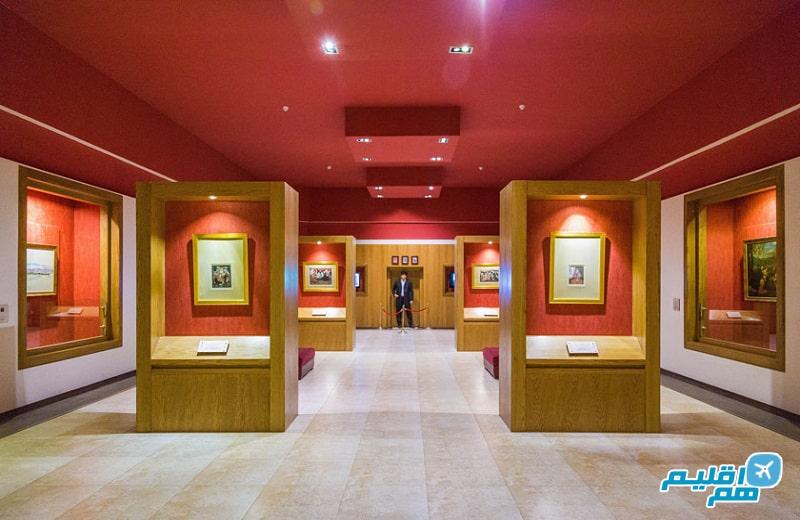 تور مجازی موزه ملک