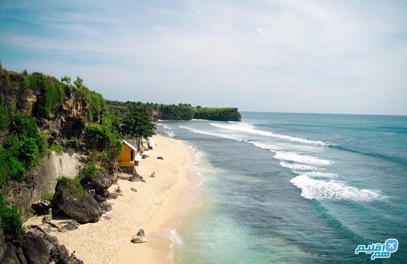 ساحل بالنگان بالی