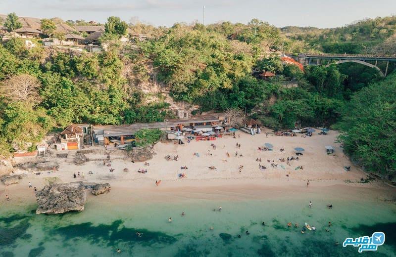 ساحل پادانگ پادانگ بالی