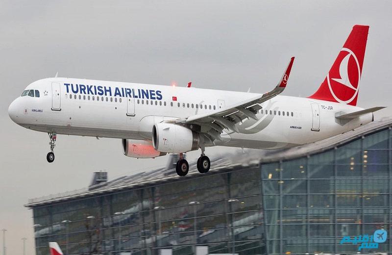 پروازهای ایران و ترکیه