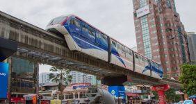 حمل و نقل مالزی