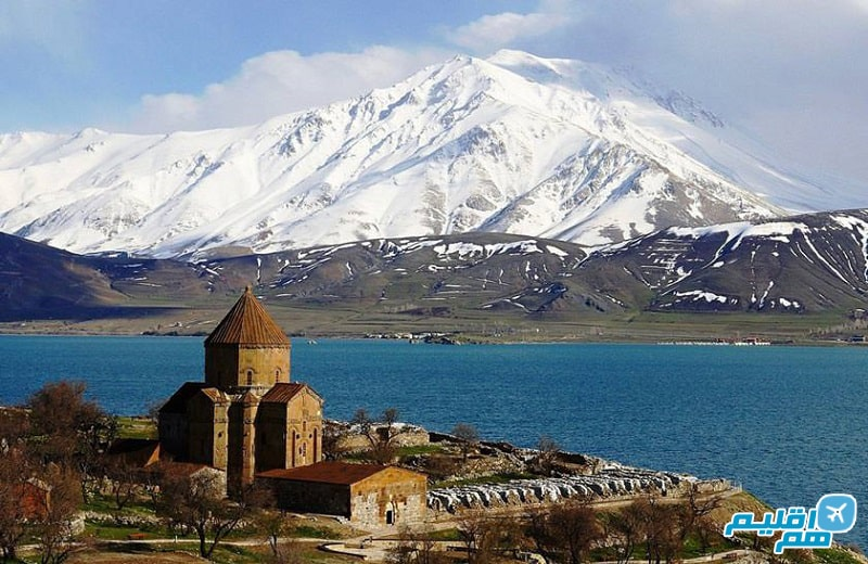 دریاچه ایروان