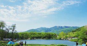 دریاچه حلیمه جان گیلان