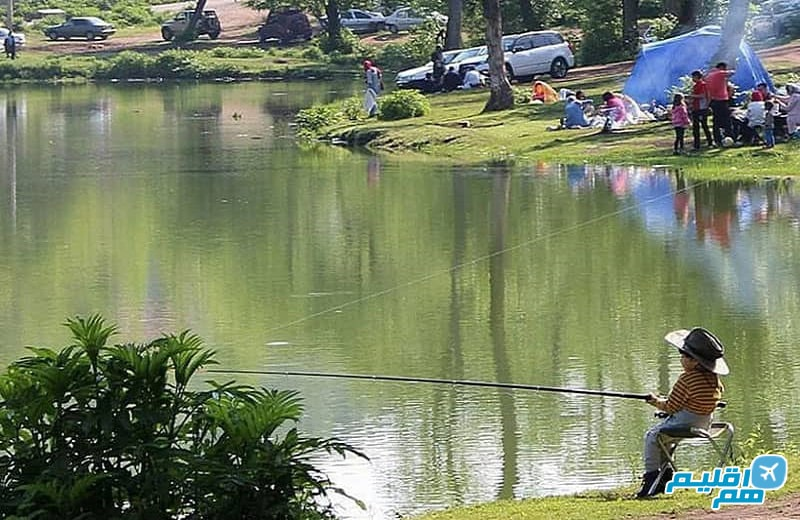 دریاچه حلیمه جان