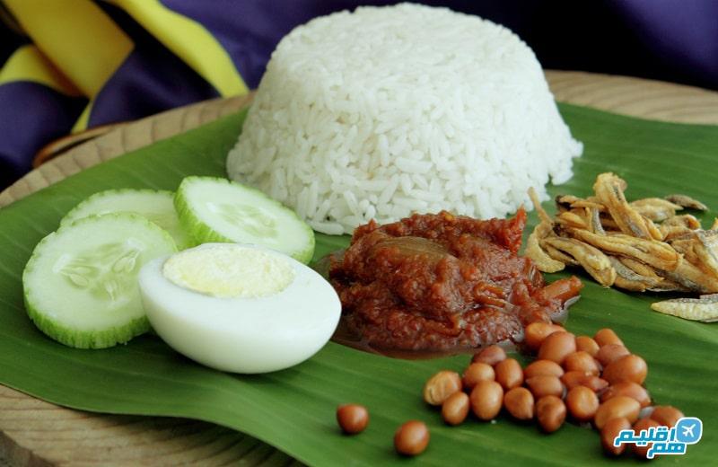 غذای محلی مالزی