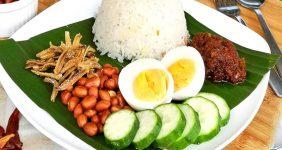 غذای ملی مالزی