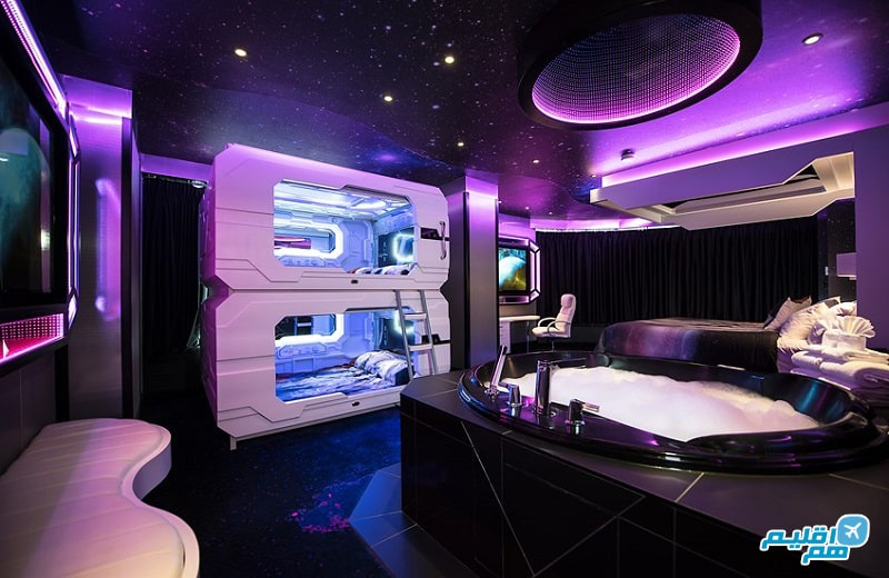 هتل فضایی آرورا