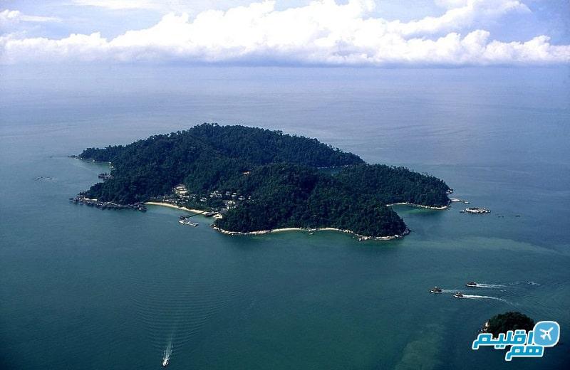 جزیره پانگکور مالزی