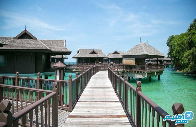 جزیره پانگکور پراک