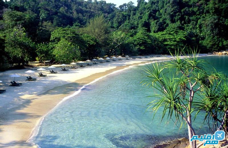 جزیره پانگکور