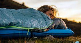کیسه خواب مناسب سفر
