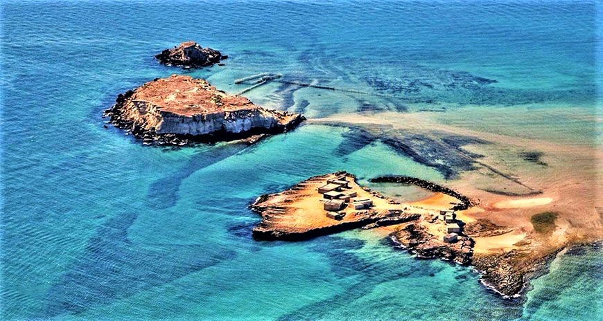 جزایر ناز قشم