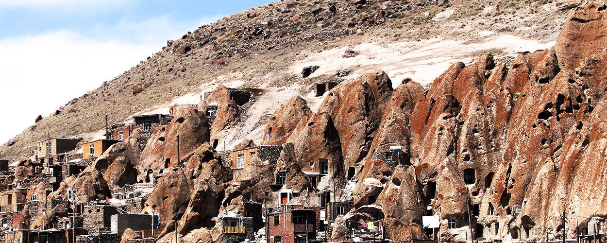 روستای کندوان