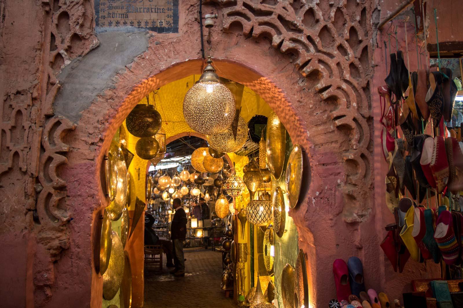 سوغات مراکش