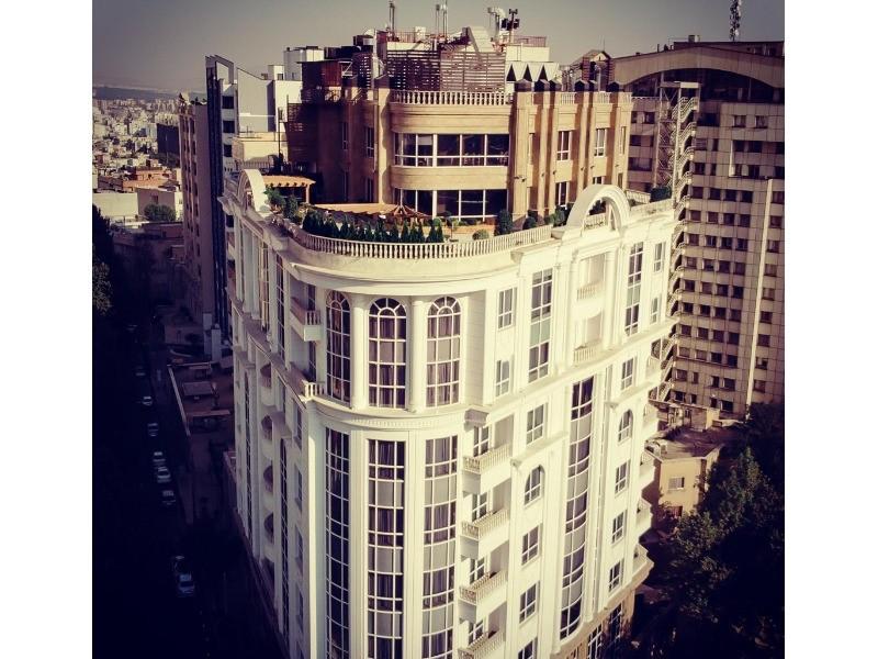 رزرو هتل های لوکس تهران در رهی نو