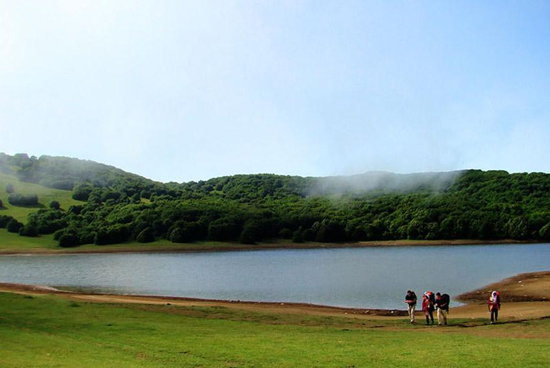 دریاچه سوها اردبیل