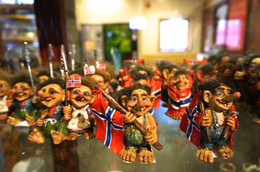 سوغات نروژ