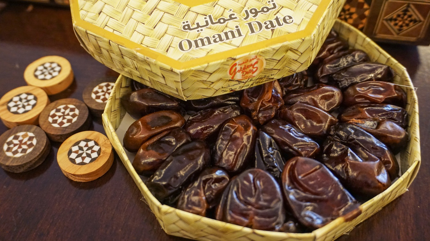سوغات کشور عمان