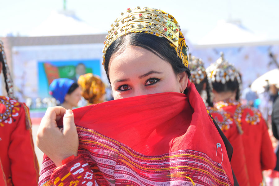 سوغات ترکمنستان