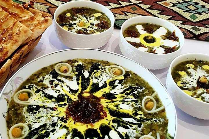 غذاهای ایرانی | iranian-cuisine | آش رشته