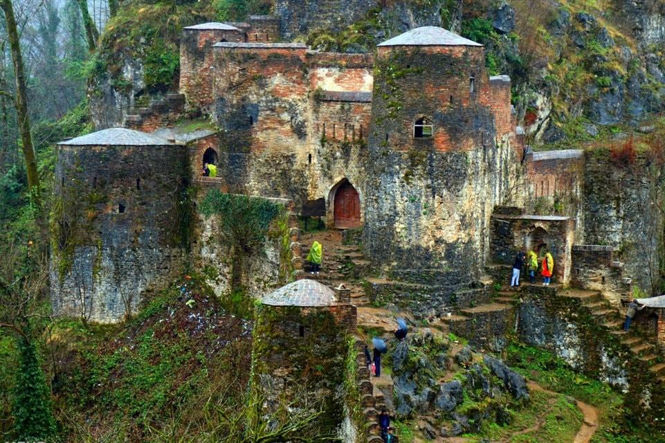 قلعه رودخان | فومن | Rudkhan Castle