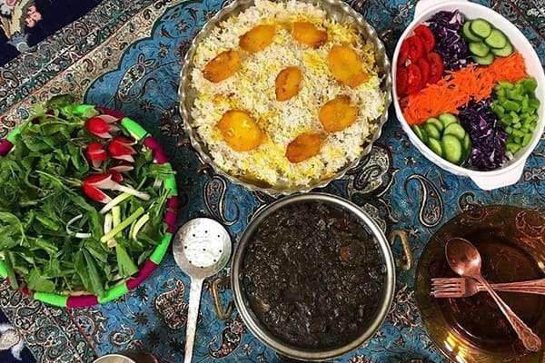 غذاهای ایرانی | iranian-cuisine