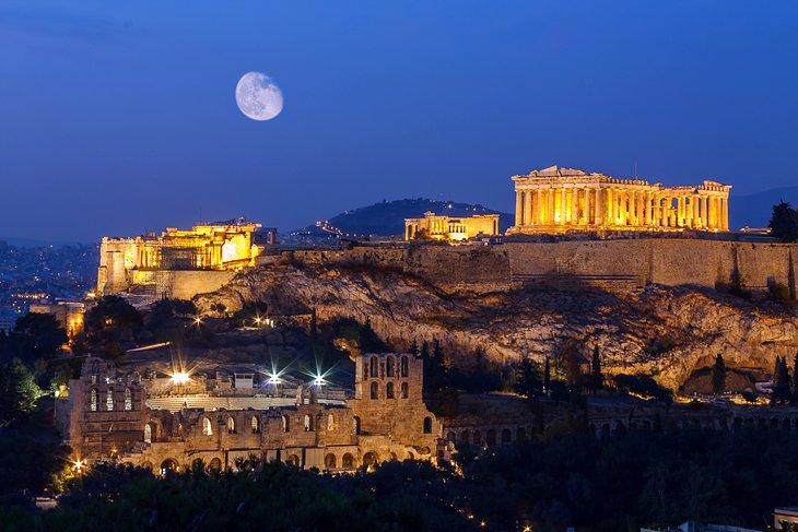 آکروپلیس آتن | یونان