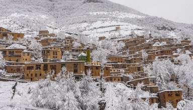 زمستان ایران