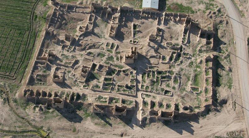 سایت باستانی هگمتانه ، همدان
