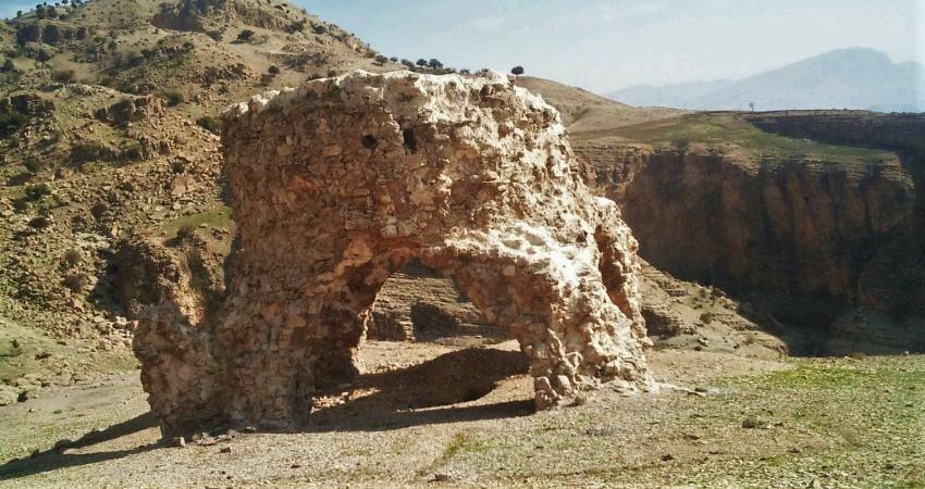 مکان های دیدنی مهران