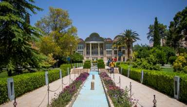 بهترین خیابانهای شیراز برای قدم زدن کدام اند؟
