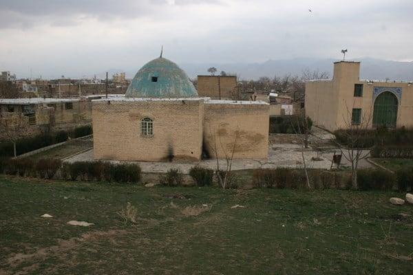 مکان های دیدنی صائین قلعه