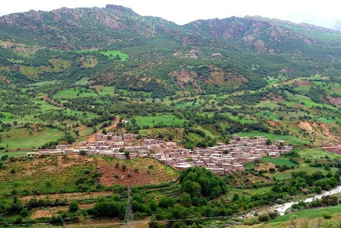جاهای دیدنی سروآباد