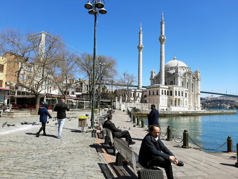 تور استانبول لحظه آخری
