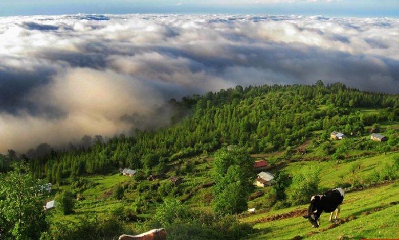 مکان های دیدنی عباس آباد