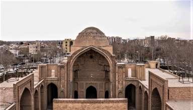 مسجد جامع ورامین